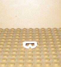 LEGO Minifig Accessories White Ski Goggles Sunglasses
