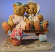 "CHERISHED TEDDIES ""CHERISHED TEDDIE ""TRACIE & NICOLE""  911372 MINT IN BOX"