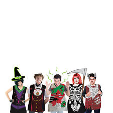 Emergency Outfits Spooky Fancy Dress Horror Party Costumes By Spinning Hat, NEW