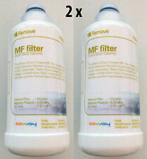 2 x Coway Bidet Replacement Water Filter Pack for Coway BA-11 BA-12 BA-13