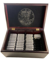 1986 - 2020 American Silver Eagle 35 Coin Set NGC MS69 - Commemorative Box