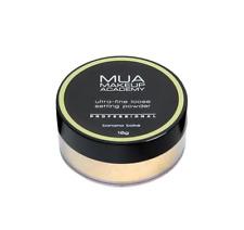 MUA Pro Baked Banana Powder Ultra Fine Loose Setting Powder Sealed Fastest Post