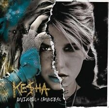 Animal + Cannibal [Deluxe Edition] by Kesha (CD, Nov-2010, 2 Discs, RCA)