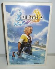 FINAL FANTASY X PRESS KIT 2002 LIMITED BOX PS2 ACTION FIGURE TIDUS VERY RARE
