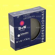 Genuine B+W 52mm F-Pro Single Coating Circular CPL Filter C-PL Polarizer 1065300