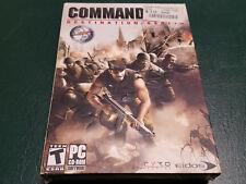 Commandos 3 Destination Berlin PC Game Sealed  Eidos