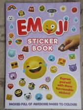 EMOJI STICKER BOOK - BRAND NEW