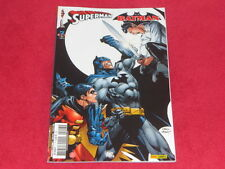 SUPERMAN & BATMAN 7 PANINI COMICS TRES BON ETAT