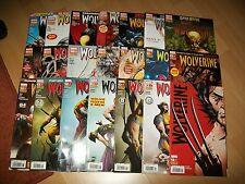 Marvel Panini Wolverine Vol. 3 Nr. 1 bis 21 (2009-12), komplette Serie, deutsch