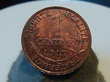 PL8(28) - 1 CENTIME - DUPUIS - 1913 - RARE & QUALITE SUP !