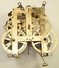 Antique En Welch Mantel Shelf Clock Movement Parts Repair