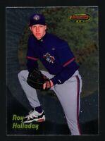 Roy Halladay  - 1998 Bowman's Best -  #128 - Rookie RC - Toronto Blue Jays - HOF