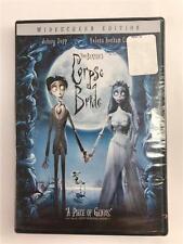 NEW Tim Burton's Corpse Bride (DVD, 2006, Widescreen)