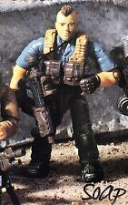 Call of Duty COD Mega Bloks SPECIAL OPS TASK FORCE DWB25  Mini-figure SOAP