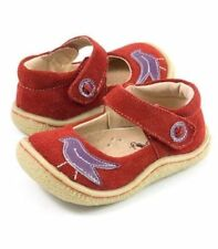 All Seasons Girls' Suede Wide Shoes