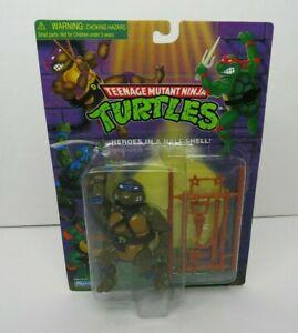 Donatello Teenage Mutant Ninja Turtles TMNT 10 Back PLAYMATES 1998 MOC
