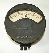 Vintage Weston Meter Steampunk