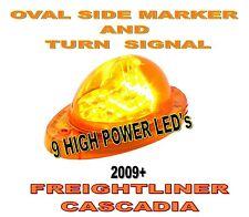 Freightliner Cascadia Side Marker/Turn Sealed LED Light - HIGH POWERED & BRIGHT