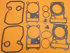 HONDA XL 600 V TRANSALP 1998 TOP GASKET KIT HEAD BASE ROCKER GASKETS VALVE SEALS