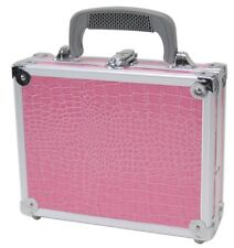 Pink Aligator Tool Case with Key lock Latch and Foam inside TZ Case U10132
