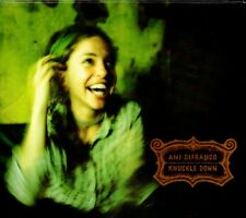 ANI DIFRANCO KNUCKLE DOWN DIGIPAK CD