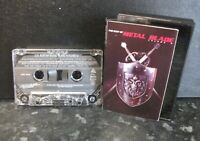 The Best of Metal Blade Volume 3 Cassette - 1988 Fully Tested !!