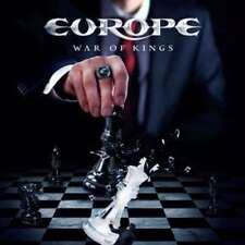 Europe - War Of Kings CD UDR RECORDS