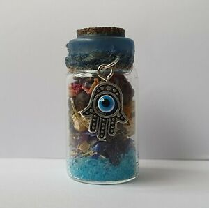 Witch Spell Bottle HEALING/HEALTH Witchcraft Pagan Wiccan Witch