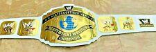 WWE Intercontinental Heavyweight Wrestling Championship Belt White