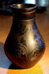 Beautiful Santa Clara Pottery Vase