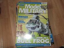 Modèle Militaire International Magazine 18 octobre 2007