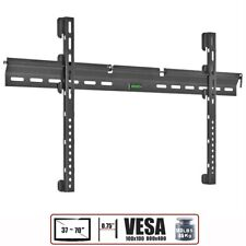 "Ultra Slim Fixed TV Wall Mount Bracket 37 40 42 47 50 55 65 70"" LED LCD VESA"