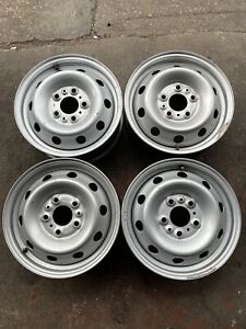 "Citroen Relay Fiat Ducato Peugeot Boxer Steel Wheel 15 Inch Fits All  15"""