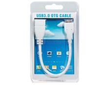 Posta Pro1 - Cavo USB 3.0 OTG SAMSUNG NOTE3 ETC..AF A MICRO USB 3.0 da 20 cm