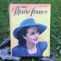 Votre Amie Marie France  N°174 - 23 Mars 1948 - Ancien Magazine Français