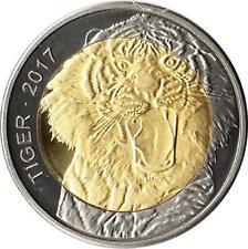 "Burkina Faso 50 Francs 2017 ""Tiger"""