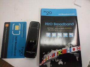 H2O Broadband No Contract Worldwide Wireless Internet On The Go Compass 888