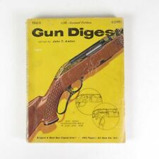 Gun Digest 1963 17th Annual Edition book