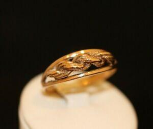 Ring Damenring Rosegold 585er / 14k Gr. 57 (748820)