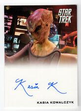 Star Trek Movies Into Darkness Kasia Kowalczyk as Kelvin Alien