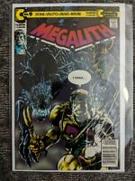 Megalith #9 VF; Continuity | Newsstand issue 1994 - free shipping