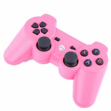 3rd Party Pink Wireless Gamepad Controller for PS3 Playstation 3 Console UK POST