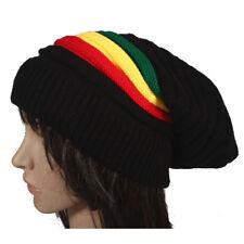 Rasta Tam Beanie black Reggae Marley Rasta Hat Beanie