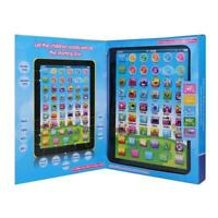 Baby Tablet Educational Toy Girls Toy For 1-6 Year Toddler Learning Old U9W8