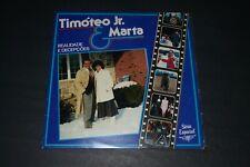 Timoteo Jr. & Marta~Realidade E Decepcoes~Latin~Brazil~FAST SHIPPING!