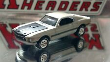 1969 '69 FORD MUSTANG MACH I 1/64 SCALE ADULT COLLECTIBLE LIMITED EDITION