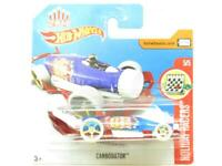 Hotwheels Carbonator Holiday Racers 53/365 Short Card 1 64 Scale Sealed New