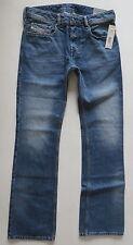 NEW $178 Diesel Mens Blue Jeans Denim Zatiny 0800Z 29X32 Regular Bootcut W29 L32