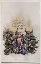 Jim Henson's Labyrinth Coronation #1 - 1:25 Variant