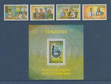 Tanzania - 2001 - ( UN - Year of Dialogue Among Civilizations ) - MNH**